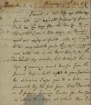 John Bull to John Kean, July 13, 1788