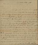 Margaret Livingston to John Kean, July 16, 1788