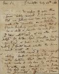 David Ramsay to John Kean, July 28, 1788