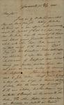 William Stephens to John Kean, September 25, 1788