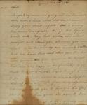 Mary Livingston to John Kean, October 13, 1788