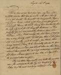 Lewis William Otto to Susan Kean, November 8, 1788