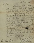 J. Rutledge to John Kean, November 17, 1788