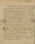 Lewis William Otto to Susan Kean, November 19, 1788