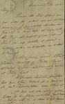 William Stephens to John Kean, November 27, 1788