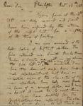 David Ramsay to John Kean, December 18, 1788
