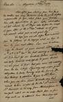 Peter Van Brugh Livingston to John Kean, January 3, 1789 and January 6, 1789