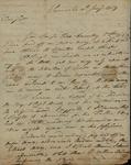 William Stephens to John Kean, January 10, 1789
