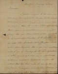 John R. Livingston to John Kean, January 19, 1789