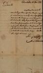 Andrew Fitzsimons to John Kean, January 22, 1789