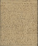 Sarah Ricketts to Susan Kean, February 3, 1789