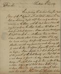 Alexander Chisolm to John Kean, February 13, 1789