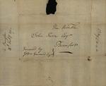 R. Pringle to John Kean, February 14, 1789