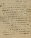 Lewis William Otto to Susan Kean, April 21, 1789