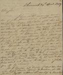 William Stephens to John Kean, April 29, 1789 by William Stephens