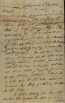 William Stephens to John Kean, May 11, 1789