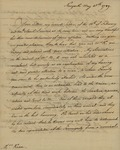 Lewis William Otto to Susan Kean, May 15, 1789