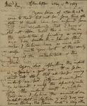 David Ramsay to John Kean, May 15, 1789 by David Ramsay