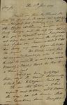 William Stephens to John Kean, June 5, 1789