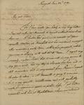 Lewis William Otto to Susan Kean, June 23, 1789