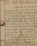 John Teser to John Kean, June 29, 1789 by John Teser