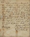 Daniel John Greene to John Kean, July 22, 1789 by Daniel John Greene