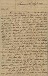 William Stephens to John Kean, August 22, 1789