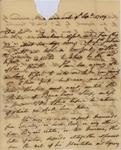 William Stephens to John Kean, September 9, 1789 by William Stephens