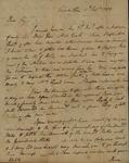 Jacob Read to John Kean, September 11, 1789