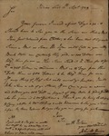 John B. Grive to John Kean, September 13, 1789