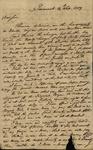 William Stephens to John Kean, September 14, 1789