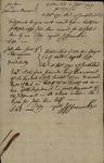 John Faucheraud Grimke to John Kean, September 18, 1789 by John Faucheraud Grimke