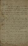 John Kean to Jacob Read, September 19, 1789