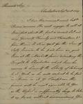 William Wilkie to John Kean, September 21, 1789 by William Wilkie