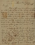 Jacob Read to John Kean, September 22, 1789
