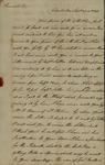 William Wilkie to John Kean, September 22, 1789 by William Wilkie