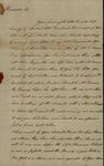 William Wilkie to John Kean, September 30, 1789
