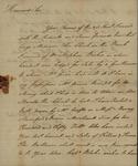 William Wilkie to John Kean, October 27, 1789 by William Wilkie