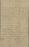 Robert Barnwell to John Kean, November 20, 1789 by Robert Barnwell