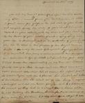 Margaret Livingston to John Kean, November 22, 1789