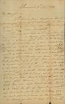 William Stephens to John Kean, December 30, 1789