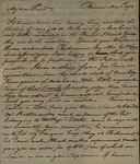 Benjamin Harrison to Unknown Person, May 5, 1785