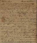 Benjamin Harrison to Alexander Donald, May 22, 1785 by Benjamin Harrison