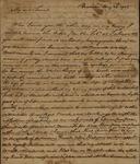 Benjamin Harrison to Alexander Donald, May 24, 1785 by Benjamin Harrison