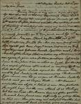 Benjamin Harrison to Alexander Donald, October 12, 1785