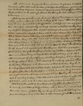 Ordinance from the Senate and House of Representative of South Carolina, March 22, 1786