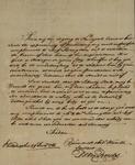 P. Van Berckle to Susan Livingston, December 6, 1786