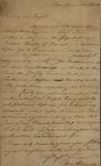 Benjamin Harrison to Alexander Donald, March 12, 1788