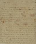Benjamin Harrison to Alexander Donald, April 16, 1788