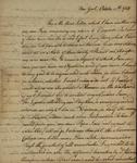 John Randolph to St. George Tucker, October 12, 1788